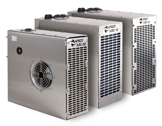 APSCO ARC-30 ARC-45 ARC-60 series Hydraulic Oil Coolers apsco arc-30 hydraulic oil cooler, apsco arc-45 hydraulic oil cooler, apsco arc-60 hydraulic oil cooler