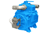 Moro PM80W PM110 Water Cooled Pumps moro pm80w water cooled truck pump restroom oilfiled hydro septic