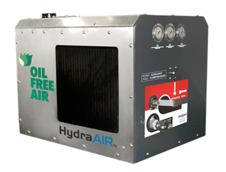 Paragon HydraAIR Oil Free Piston Air Compressor paragon hydraaIR oil free piston air compressor lpg crude chemical hauler
